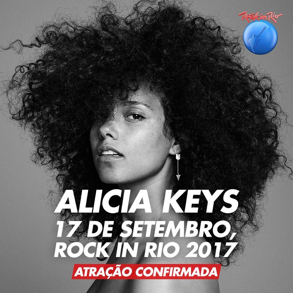 Assistir Alicia Keys Show Rock in Rio 2017 Torrent 720p 1080p Online