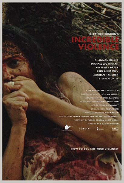 [18+]Incredible Violence(2018)  English Full Movie Download 720P | HD-Rip 1.4GB Download