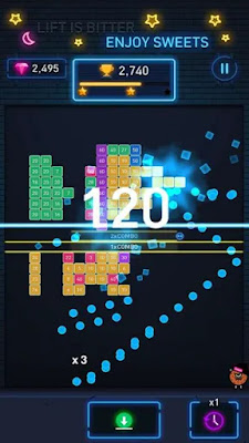 Screenshot Neon-filled hip hop - Apcoid