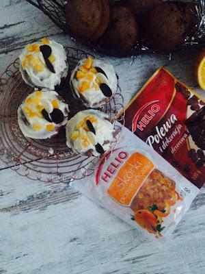 muffiny czekoladowe z pamiętnika dietetyka