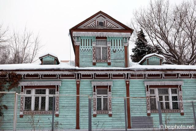пенза деревянные дома
