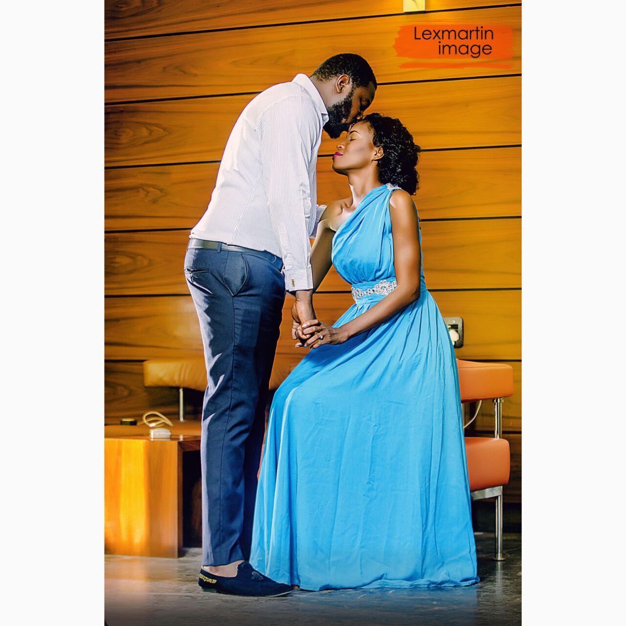 JIB HEARTS: Bolu and Kehinde's Fun Pre-Wedding Photos