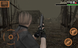 Download Resident Evil 4 MOD APK + DATA Android Unlimited 2019