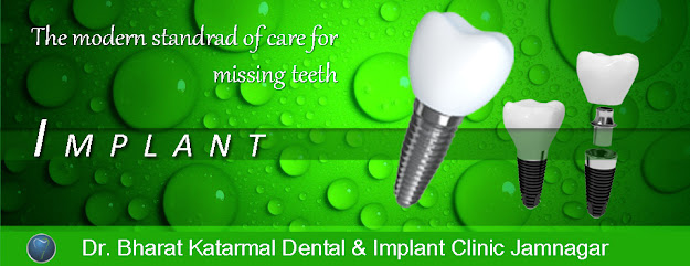 Best dental implant clinic at Jamnagar