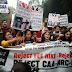 डीयू में आयोजित छात्र-हड़ताल में केवाईएस ने निभाई हिस्सेदारी   KYS played a part in the student strike in DU