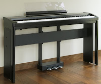 Kawai ES8 with stand & pedals