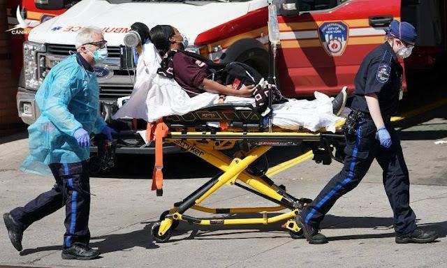 Hơn 74.500 người tử vong vì dịch bệnh Virus Corona Vũ Hán toàn cầu
