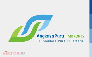 Logo Angkasa Pura I - Download Vector File EPS (Encapsulated PostScript)
