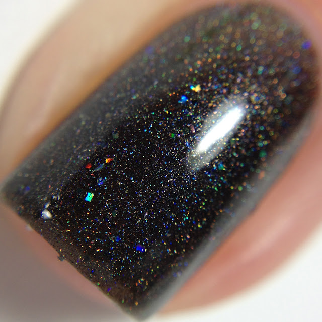 Sassy Pants Polish-Black Magic