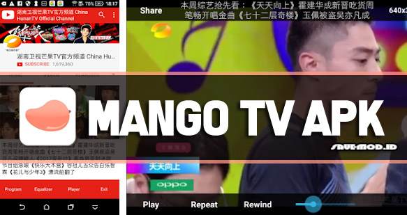Download Mango TV APK versi Terbaru 2019