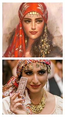 Casamento tema circo vintage contou com produção de figurinos e maquiagens diferenciados para o evento.