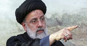 Iran new's President is a war criminal who massacred thousands of innocent people including minorities, human rights activists, Gays, protesters and political prisoners