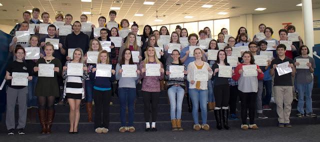 60 Tri-County Adams Scholars Recognized