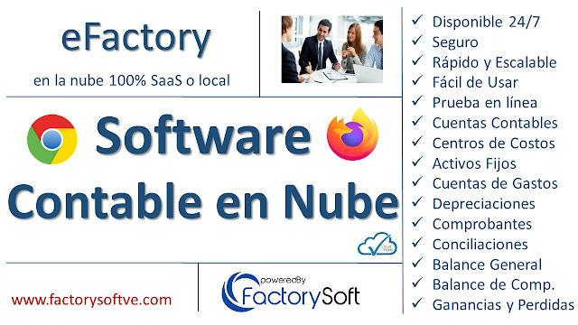 Software Contable en la Nube