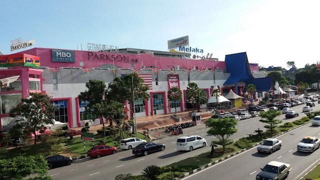 Kompleks Melaka Mall