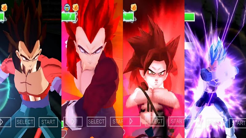 DBZ TTT Among us Mod for Android Download