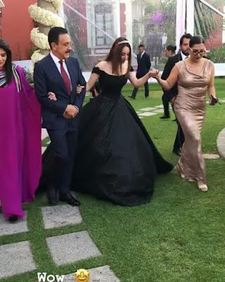 XV años de Victoria Fayad Ruffo
