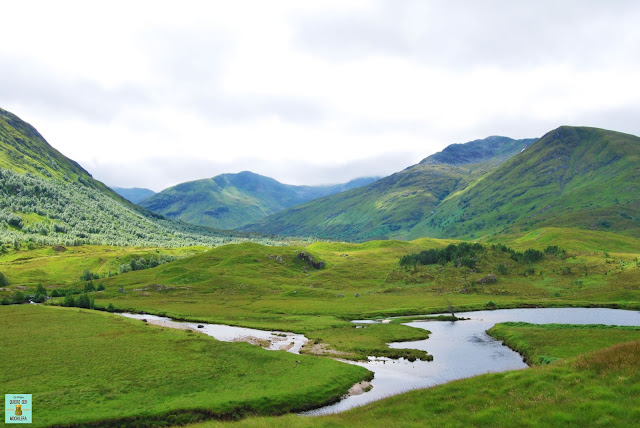 Glen Affric, Escocia