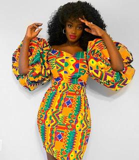Latest African Dress Designs.