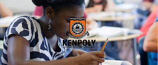 KENPOLY Post-UTME Screening Form 2019/2020 [ND Full-Time]