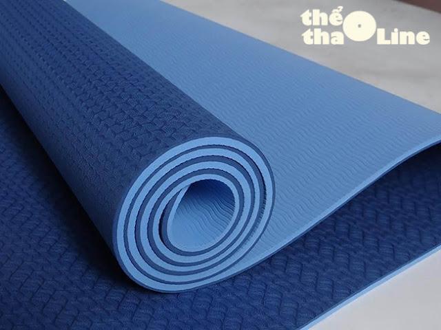 thảm tập yoga TFE