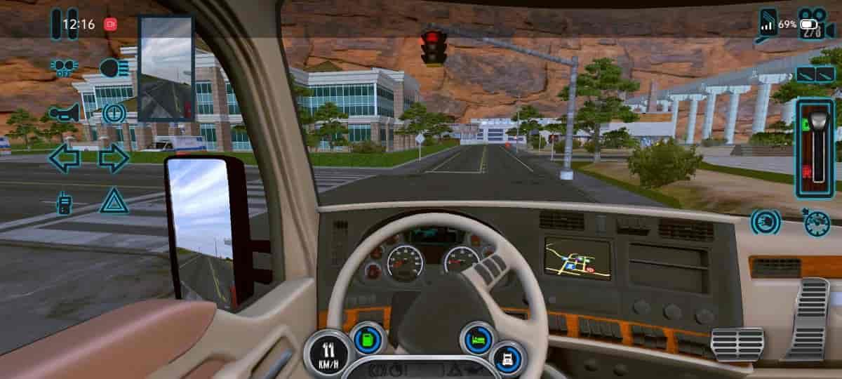 Truck Simulator USA - Evolution APK MOD V 4.0.4 GRATIS TODO Desbloqueado Para Android