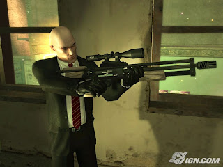 Hitman: Blood Money (PS2) 2006