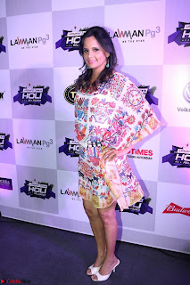 Pre Celetion Of India Premiere Edm Holi Festival With Many Bollywood Celebrities   9th March 2017 020.JPG