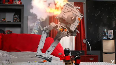 Rogue One: A Star Wars Story, As Told By LEGO