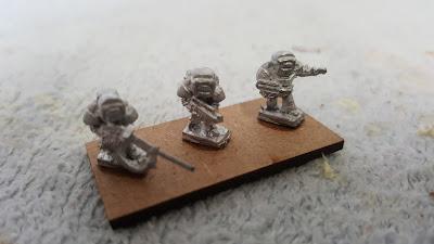 Nova Federation Infantry 8