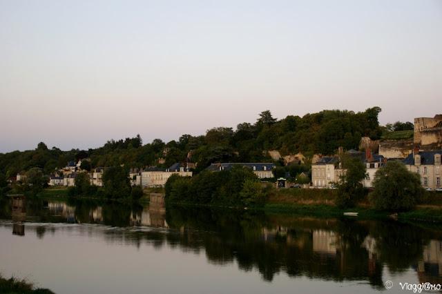 Panorama della Loira e di Amboise