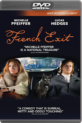 French Exit [2021] [DVDR R1] [Latino]