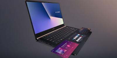 Harga dan Spesifikasi Asus ZenBook Pro 14 UX480