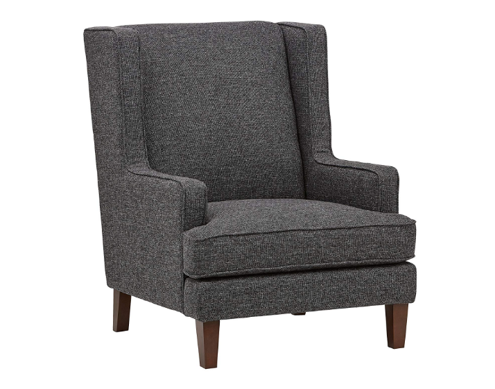Stone & Beam Highland Latest Wingback Accent Chair
