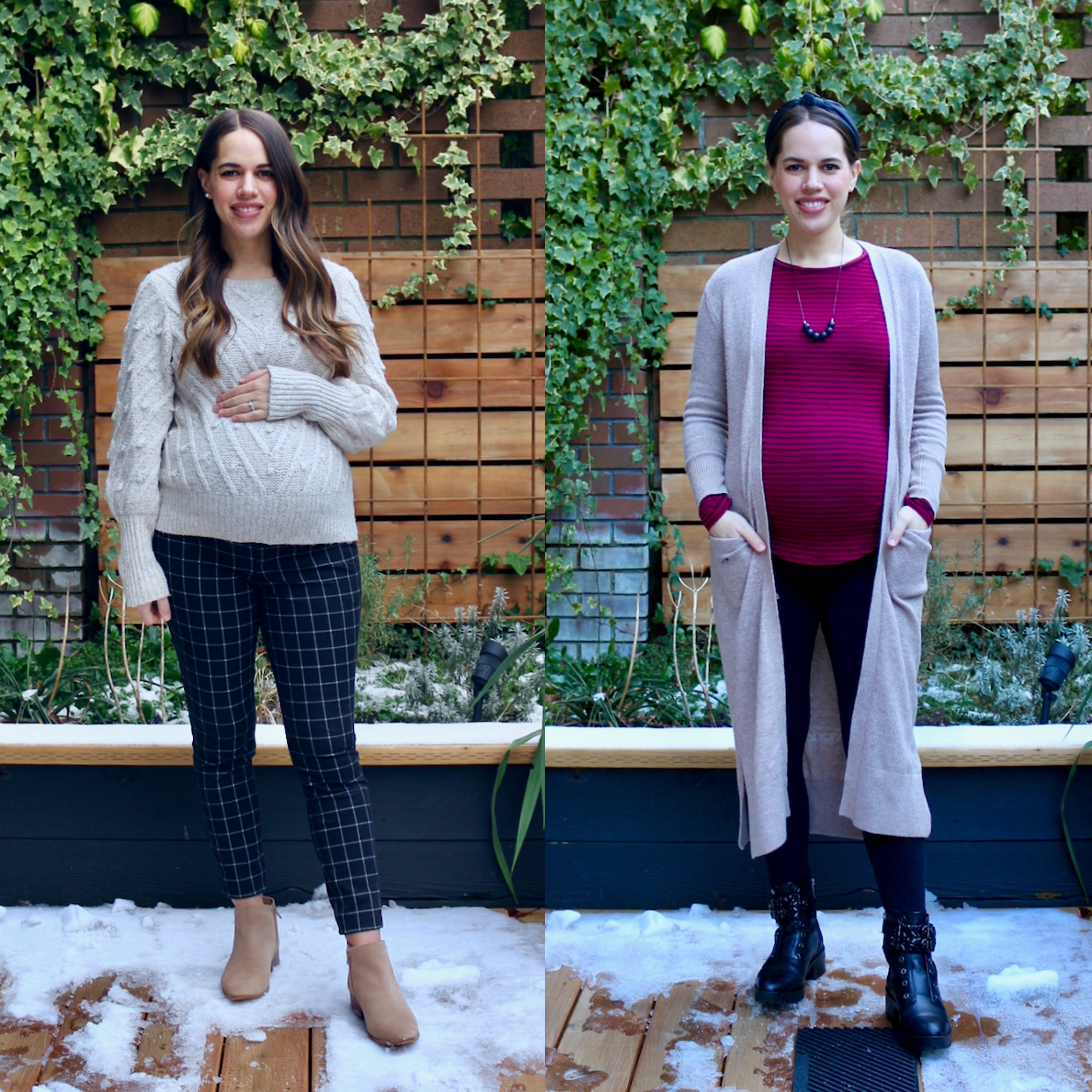 Jules in Flats - What I Wore to Work in February (Business Casual Workwear on a Budget) Week 2