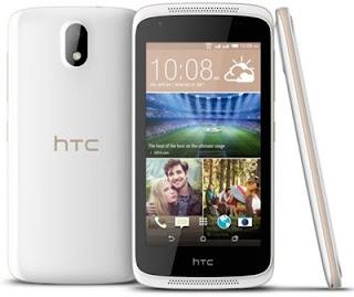Harga HTC Desire 326G Dual SIM Terbaru, Dilengkapi Prosesor Quad-core 1.2 Ghz