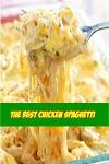 #The #best #chicken #spaghetti
