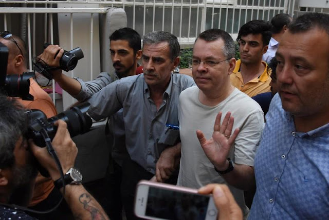 Turkish court ejected an appeal for American pastor