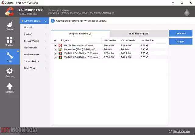 ويندوز 10 - طريقة إلغاء تثبيت البرامج على ويندوز windows 10