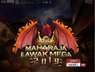 Live Streaming Maharaja Lawak Mega 25.10.2019
