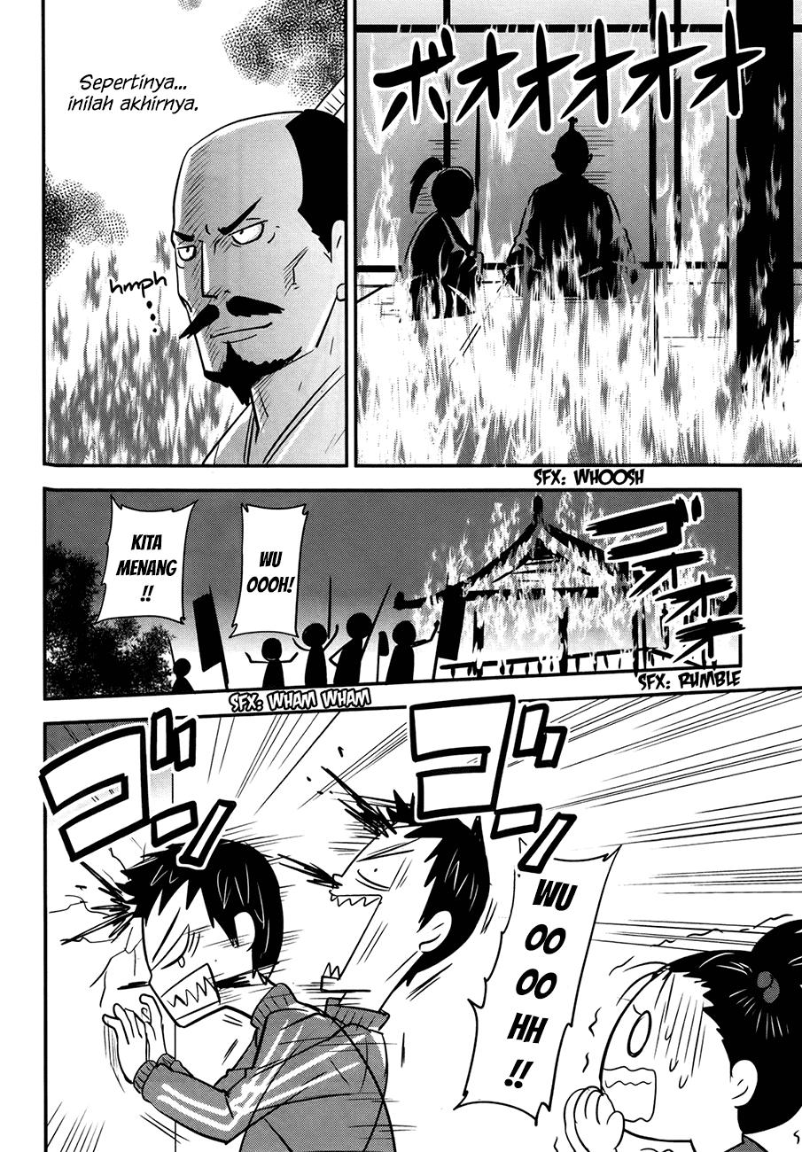 Komik baito saki wa aku no soshiki 022 - chapter 22 23 Indonesia baito saki wa aku no soshiki 022 - chapter 22 Terbaru 6|Baca Manga Komik Indonesia