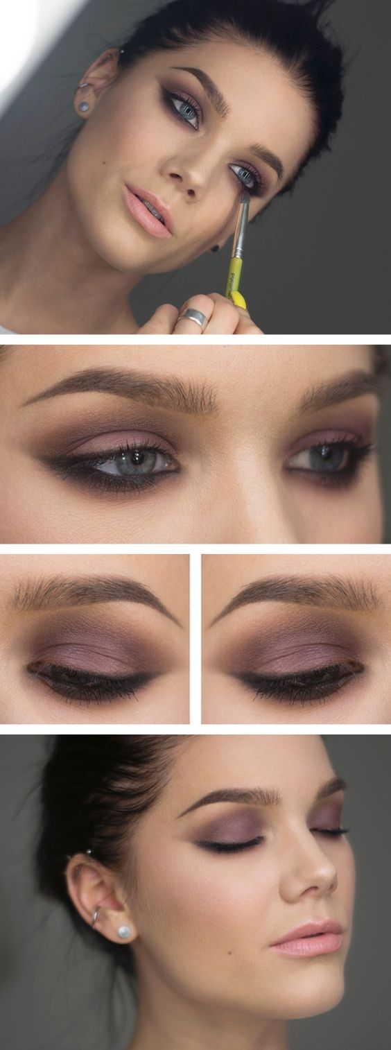 Summer Wedding Makeup Brown Eyes : Sensual Makeup Ideas You Can Definitely Go With