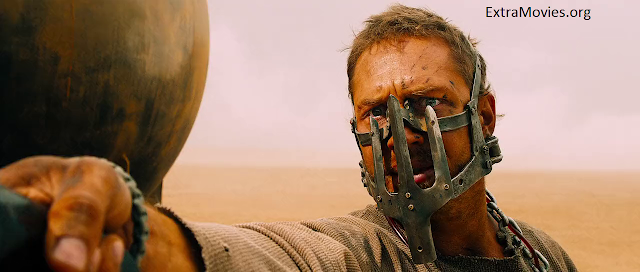 Mad Max Fury Road 2015 dual audio 720p bluray
