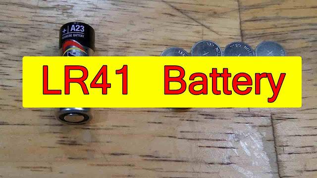LR41 Battery