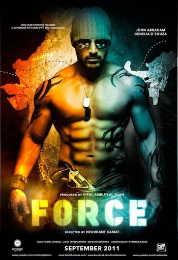 Force 2011 Hindi  Movie Download