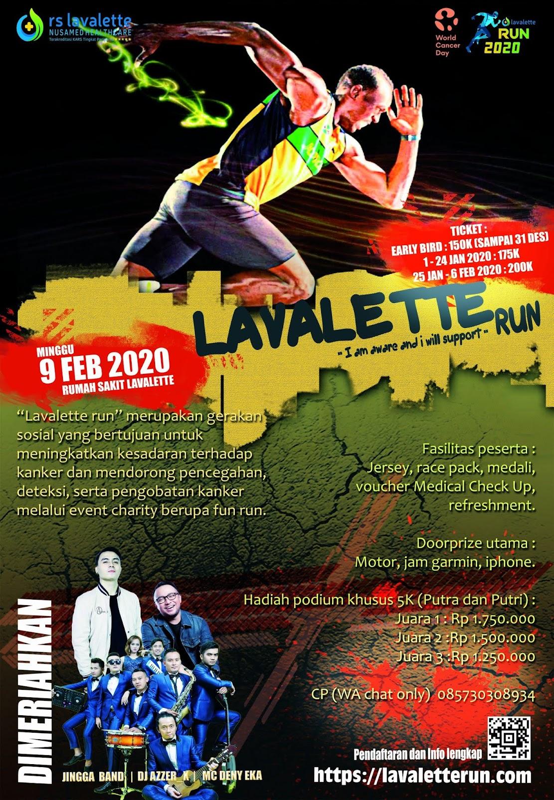 Lavalette Run • 2020