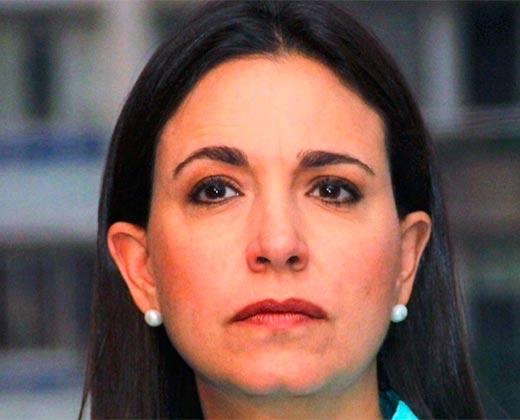 """¡ULTIMÁTUM! La MUD le exige a Maria Corina Machado """"que se defina"""""""