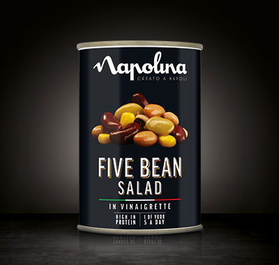 Naplolina Five Bean Salad