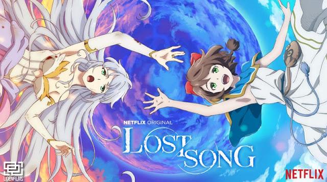 Lost Song animé à voir sur Netflix