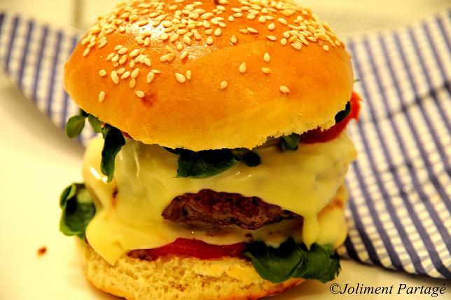 faire burger maison